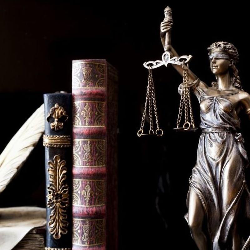 Justicia extraordinaria: Servicios de Bufete Blanco Abogados