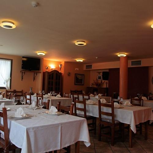 Restaurante de pescados y mariscos en Pamplona