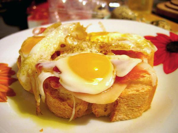 Huevos: Especialidades y Platos de Bar Bodegas Leyre