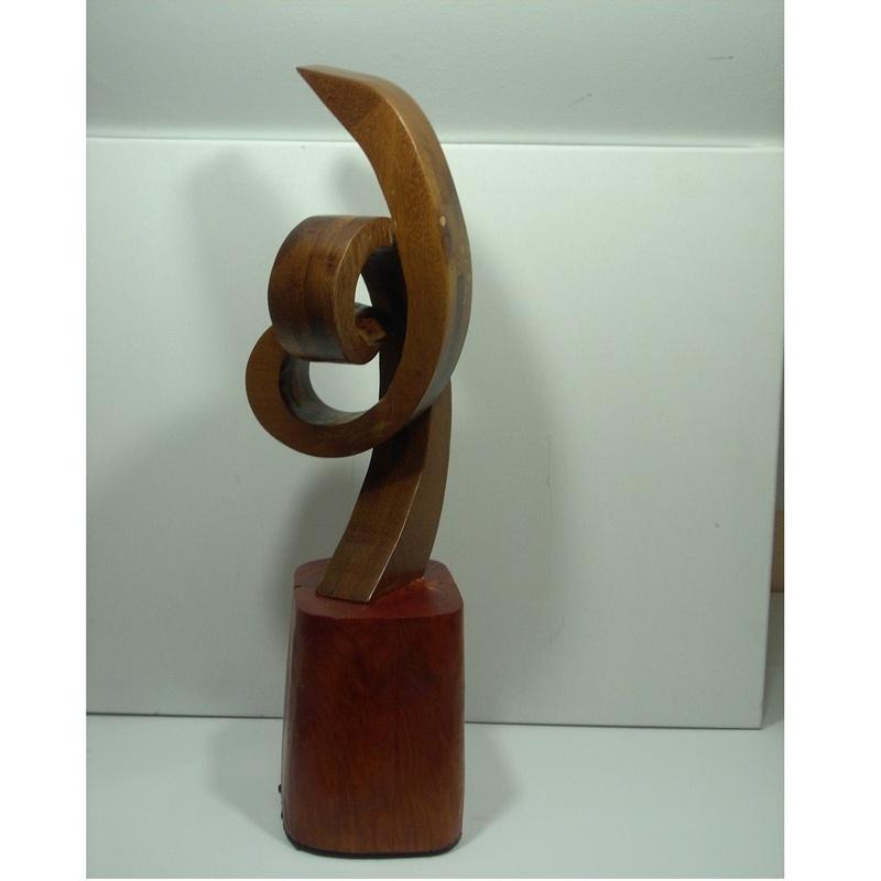 Bodas de oro: Esculturas de Antonia Dávalos