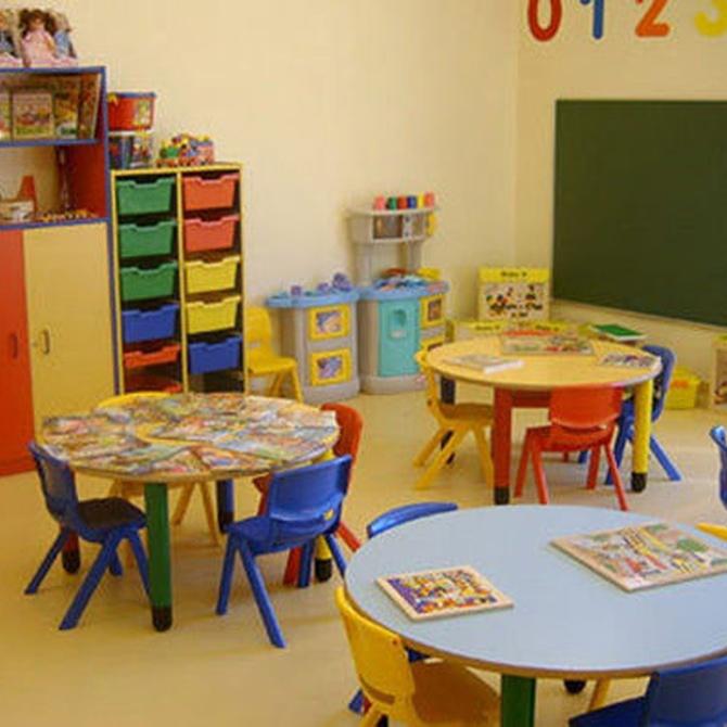 Motivos para elegir nuestra escuela infantil