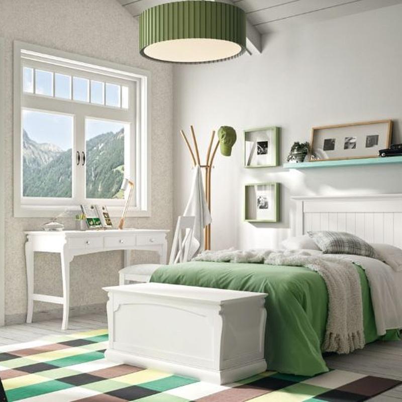 Habitación juvenil de estilo colonial: Productos de Gemma Nature