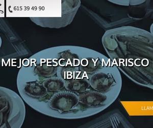Venta de pescado en Ibiza | Pulpeiros de Galicia (Ibiza)