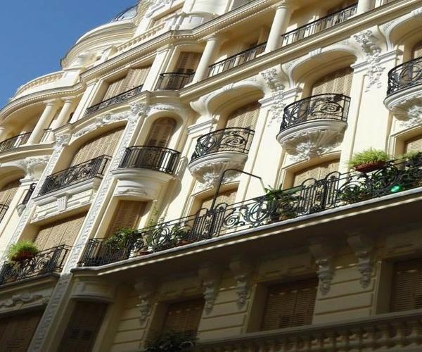 Restauración edificios en el centro de Madrid |  Reicom Madrid