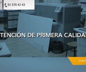 Impresión de planos en Madrid centro | CSL Reprografía