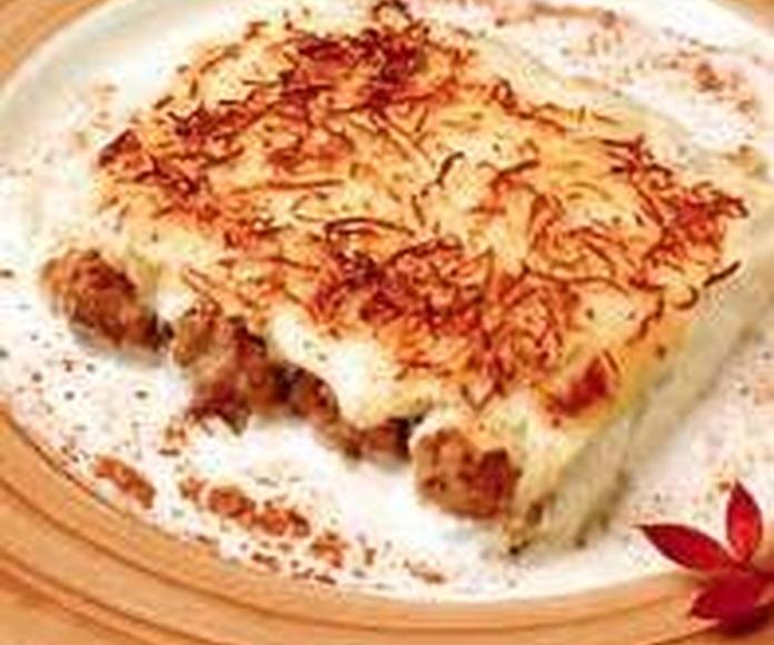 Pastas y ensaladas: Especialidades de El Horno