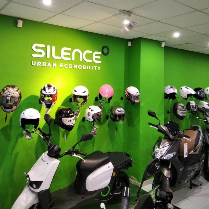Distribuidores Oficiales de Silence: Servicios de Power Motos