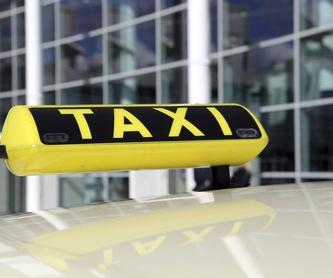 Trayecto: Servicios de Taxi Valencia