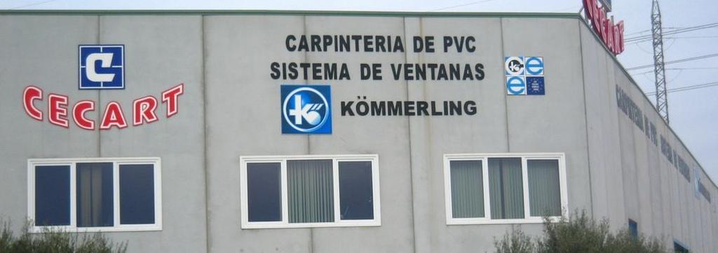 Cerramientos de PVC en Cartagena | Cecart