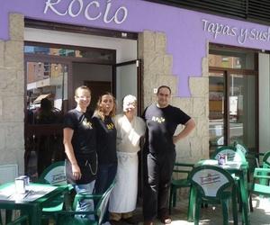 Rocio Tapas y Sushi Malaga