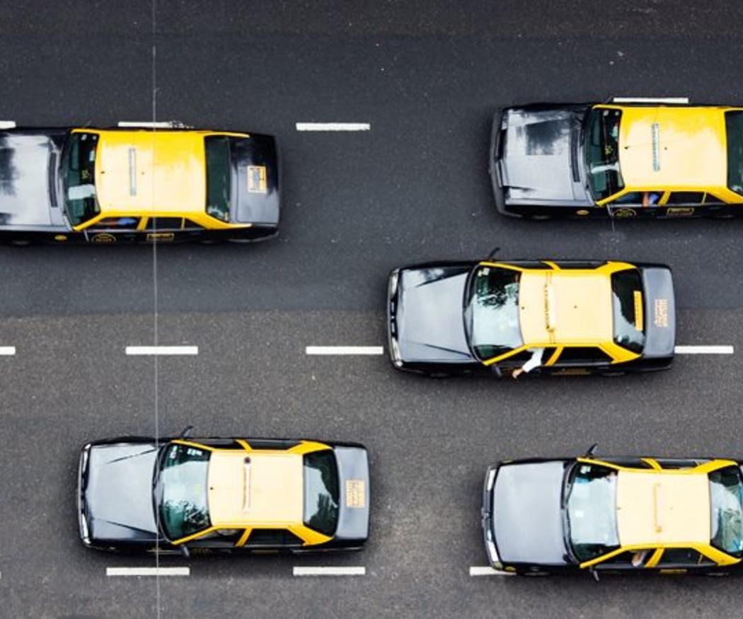 Taxis por el mundo: Buenos Aires