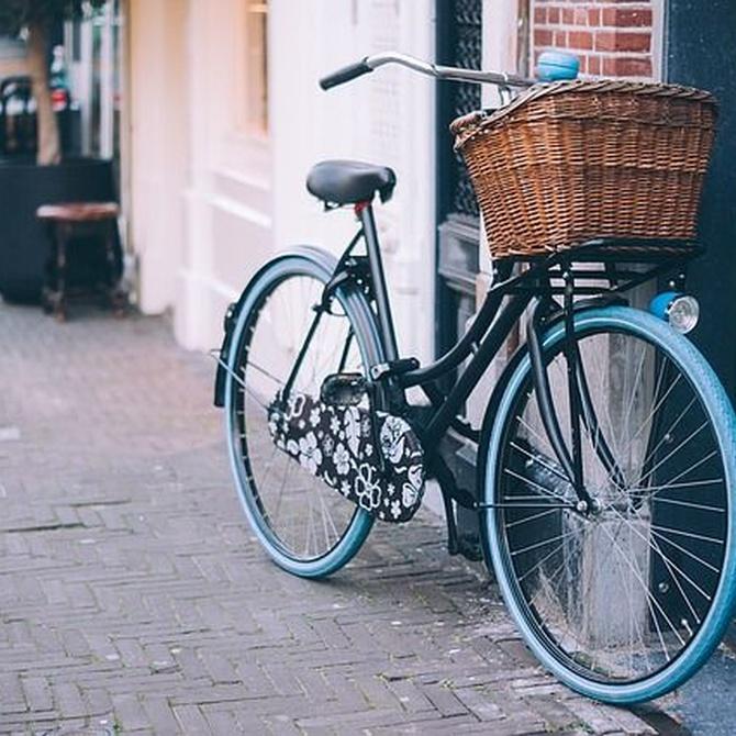 Principales tipos de bicicletas