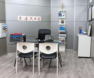 Consulta del  Centro de osteopatía en Valencia