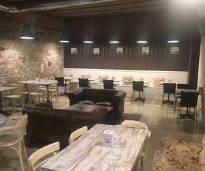 Interior de nuestra cafeteía