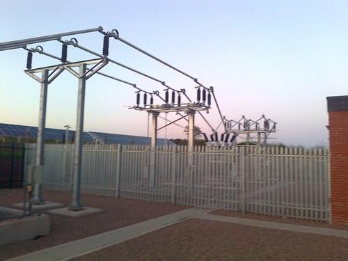 Centrales transformadoras