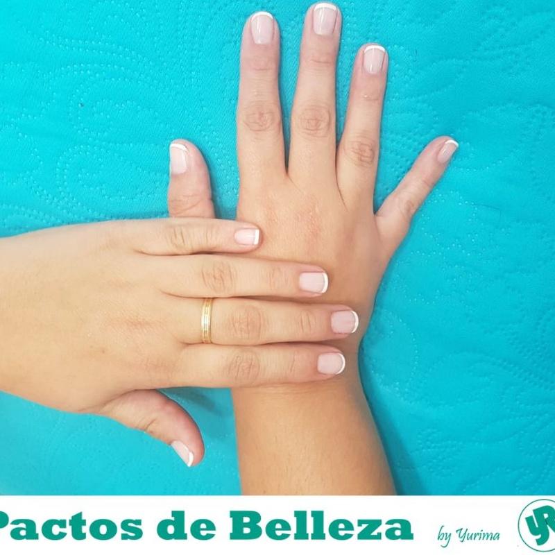 Uñas: Tratamientos de Pactos de Belleza