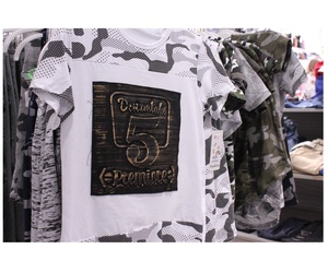 Camisetas de caballero