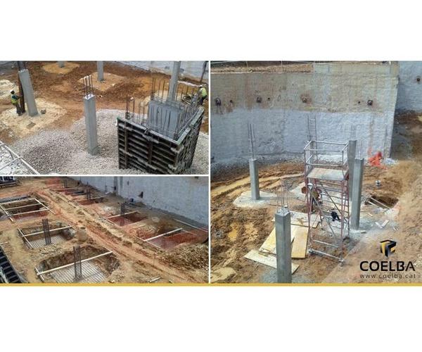 Estamos trabajando en la construcción de Quico