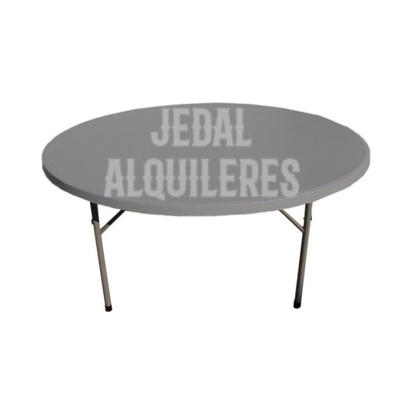 Mesa redonda 180X74 cm: Catálogo de Jedal Alquileres