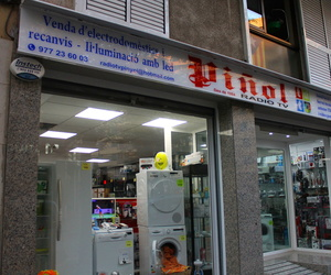 Recambios para electrodomésticos en Tarrragona