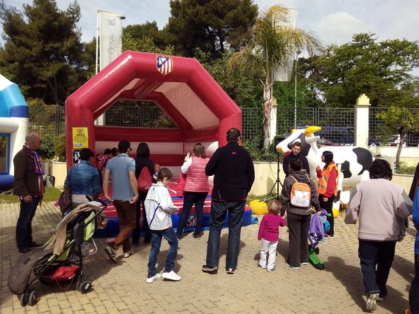 Fiesta Niño Atlético