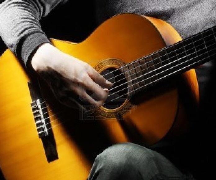 Cursos de Guitarra Gijón A.C.A. Escuela de Música