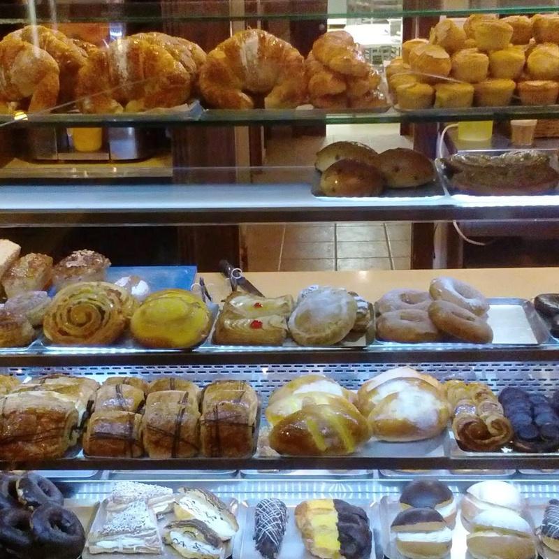 Reparto a domicilio: Servicios de Panaderia Yajoma Baiona