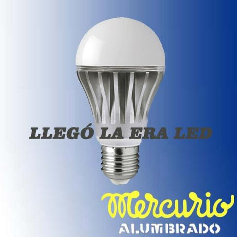 LED: Productos de Mercurio Alumbrado