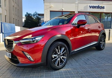 Mazda CX-3 2.0 Luxury 4X4 AUT 150CV