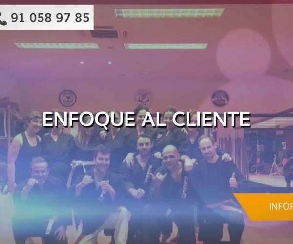Clases de artes marciales y fitness en Las Rozas | Ángel Ruiz Gym