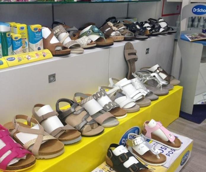 Zapatos Scholl: Productos y Servicios de Farmàcia  Olivella