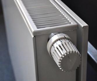 Reparaciones: Catálogo de Calefacción Díez - Saneamientos