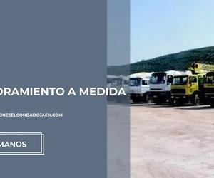 Hormigón y mortero en Jaén