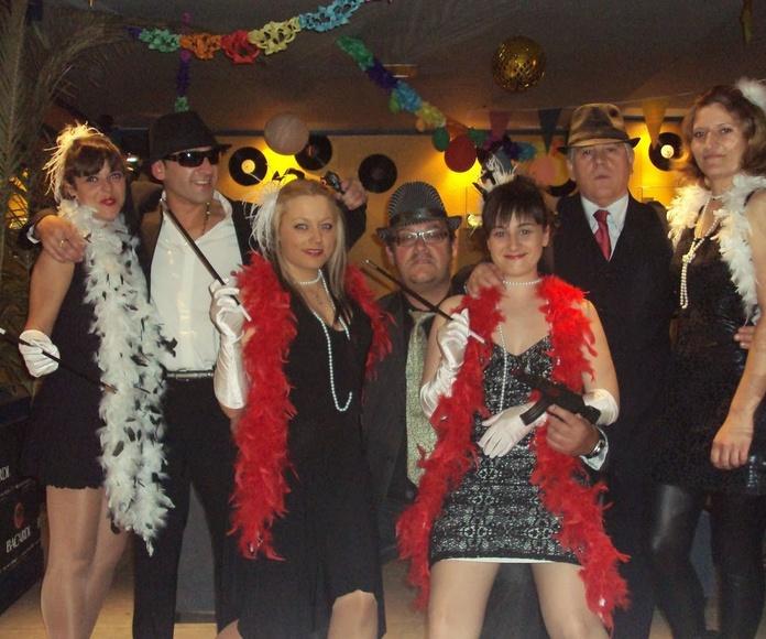 Fiestas temáticas  : Eventos  de Karaoke Lemon 2