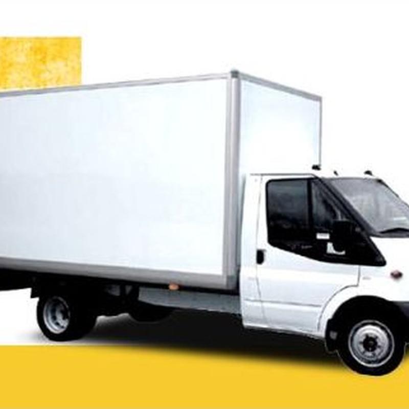 Ford Transit Box (cajonera): Servicios de Elite Van