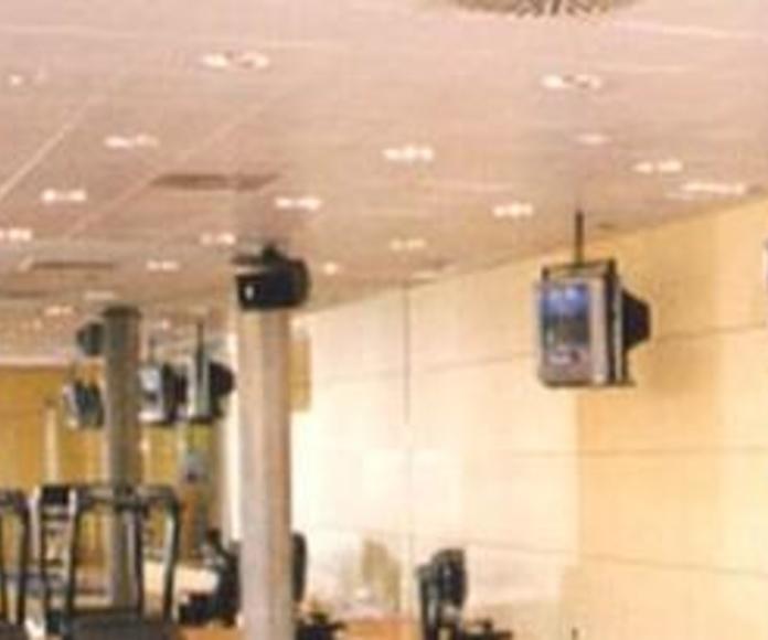Gimnasios incompany: CUADRO MÉDICO de Sanitas
