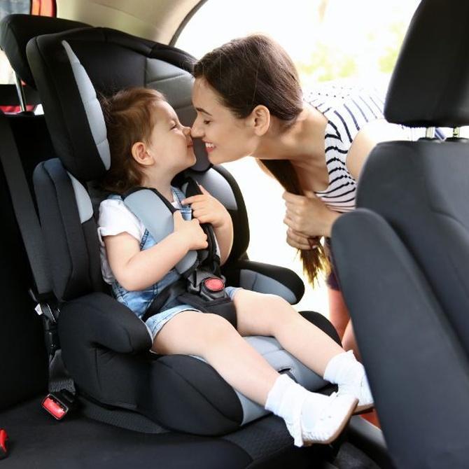 Si viajas con niños, tu coche tiene que estar perfectamente limpio