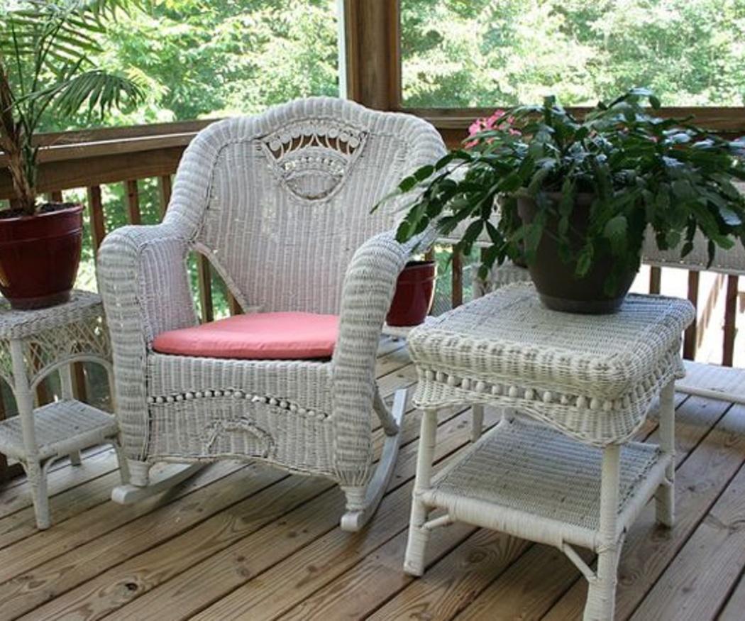 Origen de las sillas de rejilla