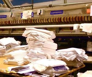 Lavandería industrial para hoteles, restaurantes y negocios en general