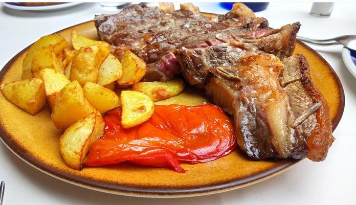 Nuestras carnes: Carta de Sidrería Restaurante San Bernardo IV
