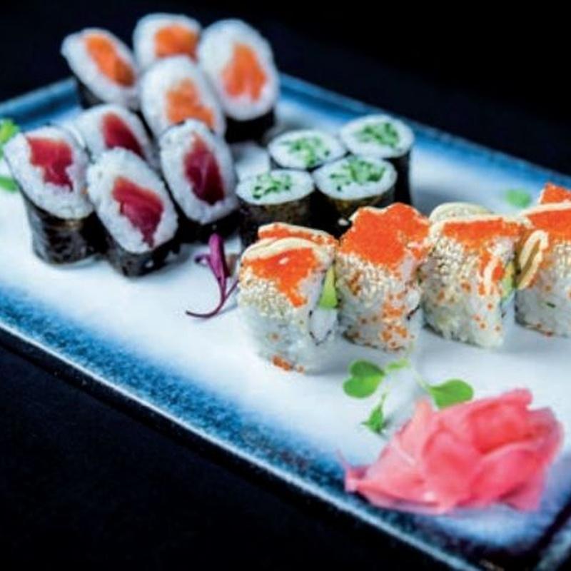 Sushing: Carta de Restaurante Kyoto