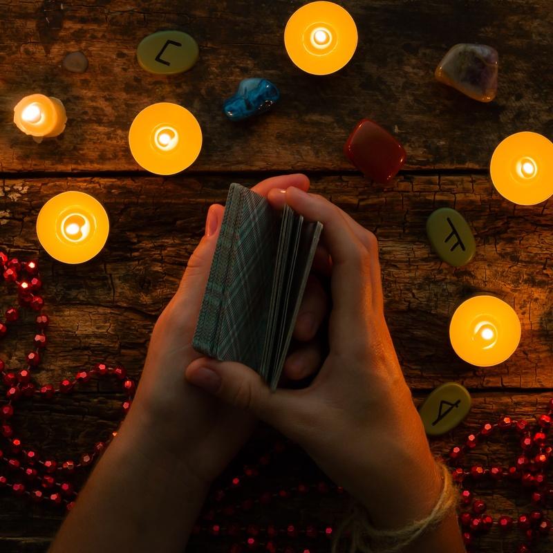 Lectura de tarot: Servicios de Bazar las siete potencias