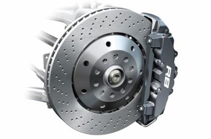 Frenos: Servicios de JCR Motorsport