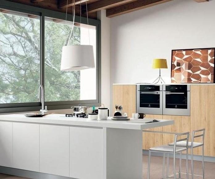 Cocinas modernas: Cocinas y baños de Cocinas y Baños Snello
