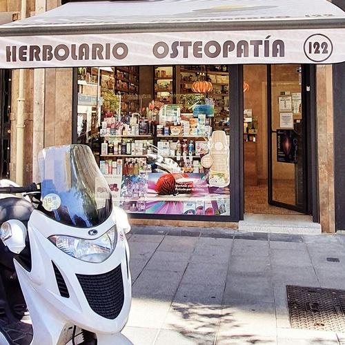 Herbolario con productos de máxima calidad en Madrid