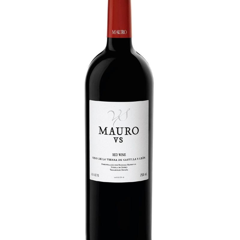 Tinto Mauro V.S.: Nuestra Carta de Restaurante Coto do Rano