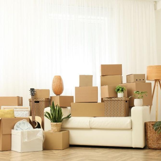 Ventajas del cartón de embalar en las mudanzas