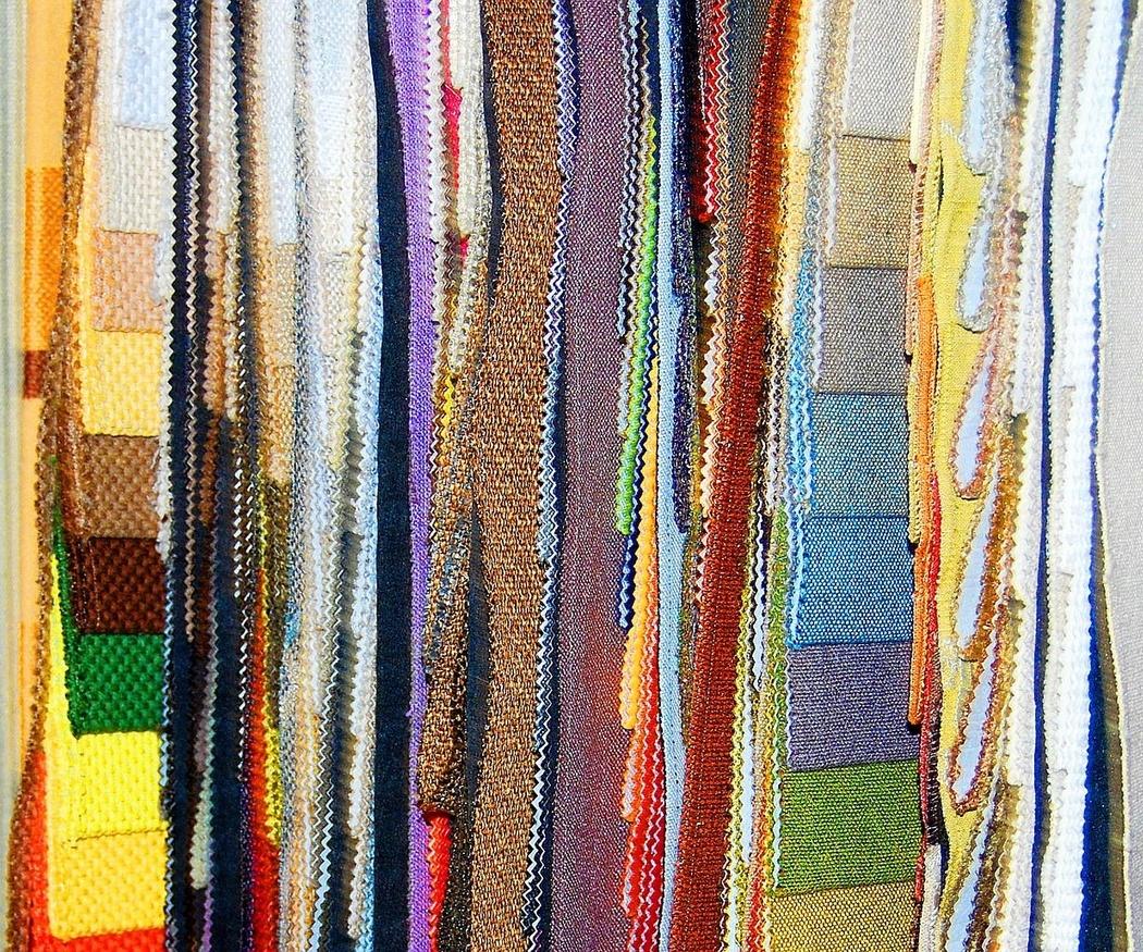 ¿Qué telas se usan en tapicería?