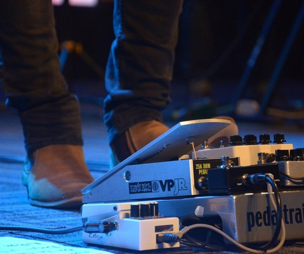 Qué son los pedales con efectos para guitarra