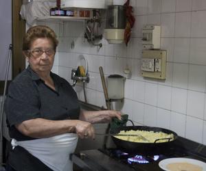Nuestra gran cocinera